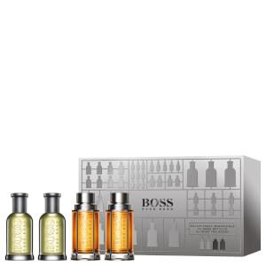 Hugo Boss BOSS Bottled and BOSS The Scent Miniatures 5ml Gift Set