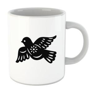 Silhouette Single Bird Mug