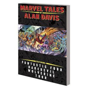 Marvel Tales By Alan Davis Trade Paperback