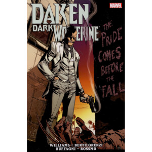 Marvel Daken Dark Wolverine Trade Paperback Pride Comes Before The Fall