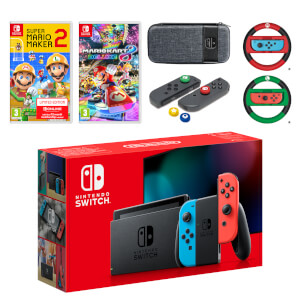 Nintendo Switch Mario Mega Pack