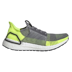 adidas Ultraboost 19 - Grey/Green