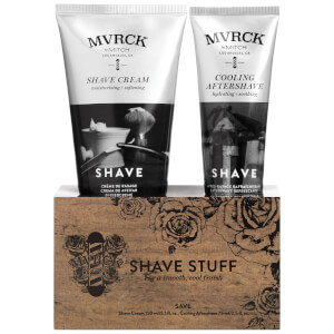 Paul Mitchell MVRCK Shave Stuff