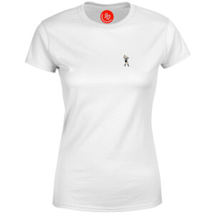 Magnificent Magpie Women's T-Shirt - White