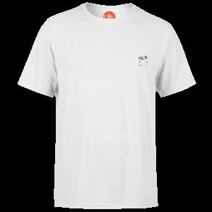 Predatory Partnership Men's T-Shirt - White