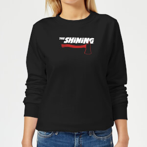 The Shining Red Axe Women's Sweatshirt - Black