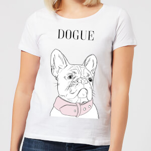 Dogue Women's T-Shirt - White