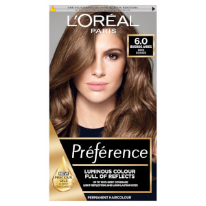L'Oréal Paris Preference Infinia Permanent Hair Dye (Various Shades)