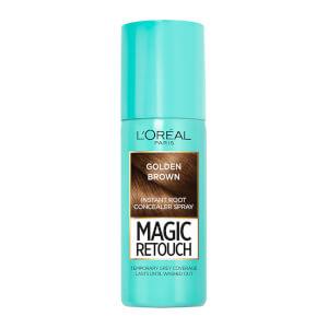 L'Oréal Paris Magic Retouch Instant Root Concealer Spray - Golden Brown (75 ml)