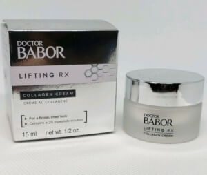 BABOR Collagen Cream 15ml Deluxe Sample (Worth $47)