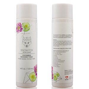 Snow Fox Cucumber Recovery Tonic 120ml