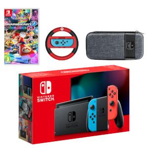 Nintendo Switch Mario Kart 8 Deluxe Pack