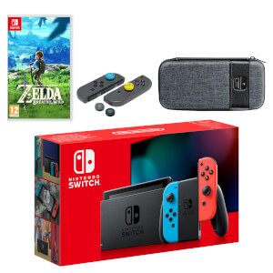 Nintendo Switch The Legend of Zelda: Breath of the Wild Pack