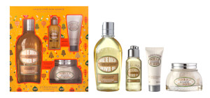 LOccitane Holiday Almond Home and Away Set