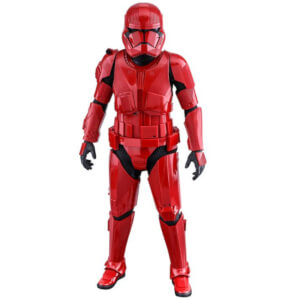 Figurine articulée MM Sith Trooper, Star Wars Épisode IX, échelle 1:6 (31 cm) – Hot Toys