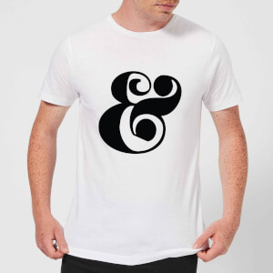 Candlelight & Symbol Men's T-Shirt - White
