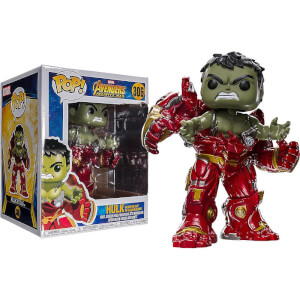 Marvel Avengers: Infinity War Hulkbuster Mark 2.0 (Hulk Busting Out Version) EXC Pop! Vinyl Figure