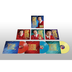 Alan Partridge - Knowing Me Knowing You The Complete Radio Series (Colour Vinyl Set)