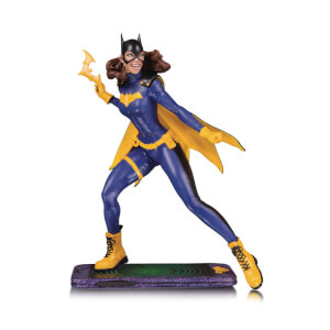 DC Collectibles DC Core Batgirl PVC Statue