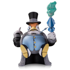 DC Collectibles DC Artists Alley Penguin By Ledbetter PVC Figure