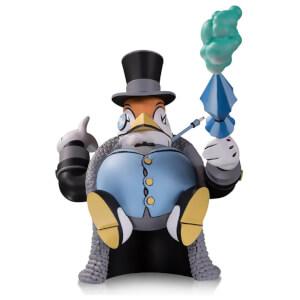 Figurine Pingouin en PVC par Ledbetter– DC Artists Alley