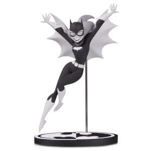 Statuette Batgirl Batman Black & White par Bruce Timm