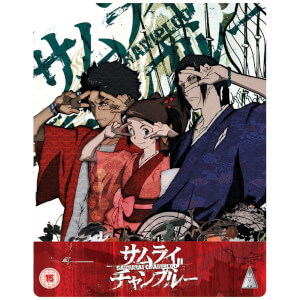 Samurai Champloo Collection Steelbook