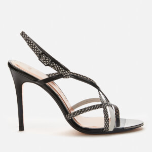 Ted Baker Women's Theanaa Strappy Heeled Sandals - Black