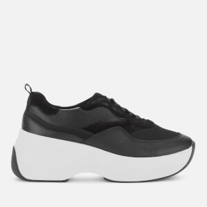 Vagabond Women's Sprint 2.0 Chunky Running Style Trainers - Black