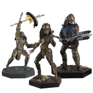Eaglemoss Predator Mystery Figures - 3-pack
