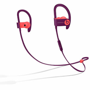 Beats by Dr. Dre Powerbeats 3 Wireless In-Ear Headphones Pop Collection - Magenta
