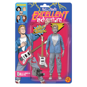 Bill & Ted's Excellent Adventure 'Bill S. Preston Esq.' FigBiz Action Figure