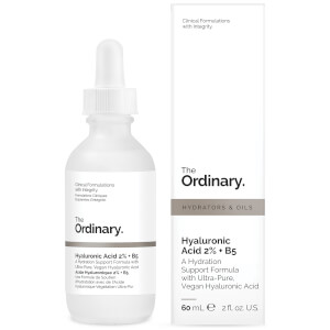 The Ordinary Hyaluronic Acid 2% + B5 Hydration Support Formula 60ml