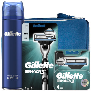 Gillette Mach3 Shaving Kit with Wash Bag?