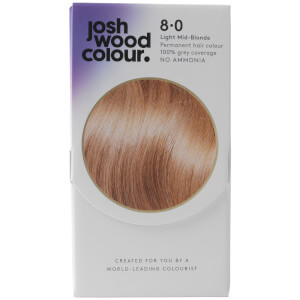 Josh Wood Colour 8 Light Mid-Blonde Colour Kit