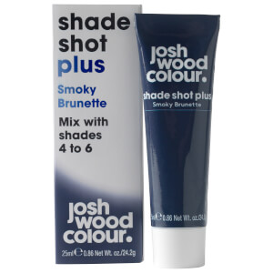 Josh Wood Colour Shade Shot Plus Smoky Brunette 25ml