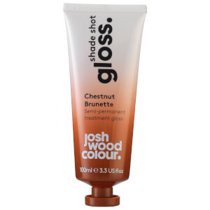 Josh Wood Colour Shade Shot Gloss Chestnut Brunette Treatment 100ml
