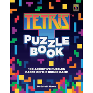 The Tetris Puzzle Book - Paperback