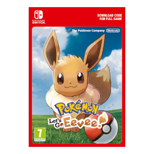 Pokémon: Let's Go Eevee! - Digital Download
