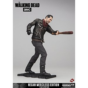 "Walking Dead Negan Merciless Edition 10"" Figure"