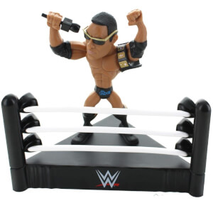 WWE The Rock Figure