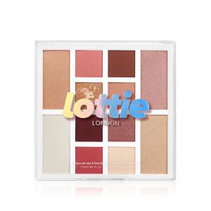 Lottie London Mega Watt Palette 16.8g