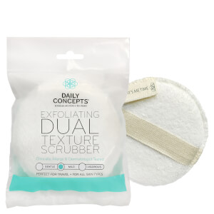 Daily Concepts Exfoliating Dual Texture Scrubber 3g
