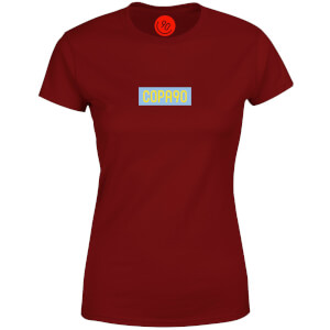 COPA90 Everyday - Maroon/Blue/Yellow Women's T-Shirt