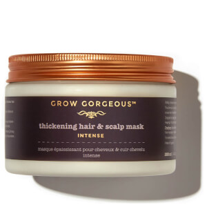 Grow Gorgeous Thickening Hair & Scalp Mask Intense 280ml - Outlet