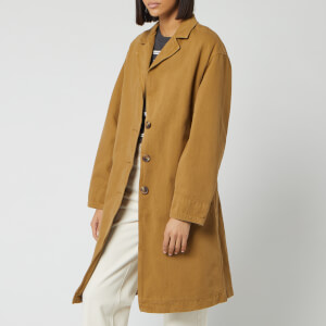 Levi's Women's Luna Coat - Golden Touch