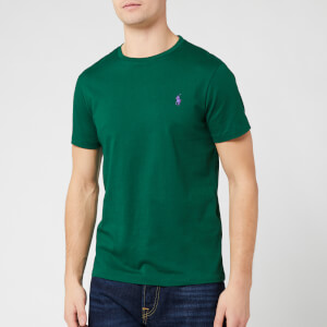 Polo Ralph Lauren Men's Short Sleeve Crew Neck T-Shirt - New Forest