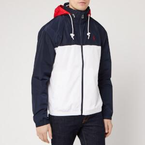 Polo Ralph Lauren Men's Amherst Jacket - Aviator Navy/Pure White