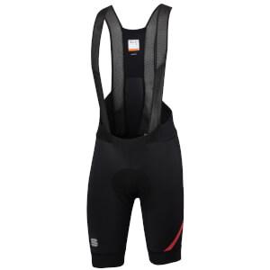 Sportful Fiandre NoRain Pro Bib Shorts - Black