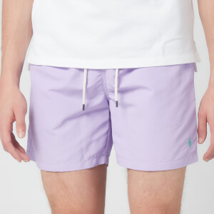 Polo Ralph Lauren Men's Traveller Swim Shorts - English Lavender